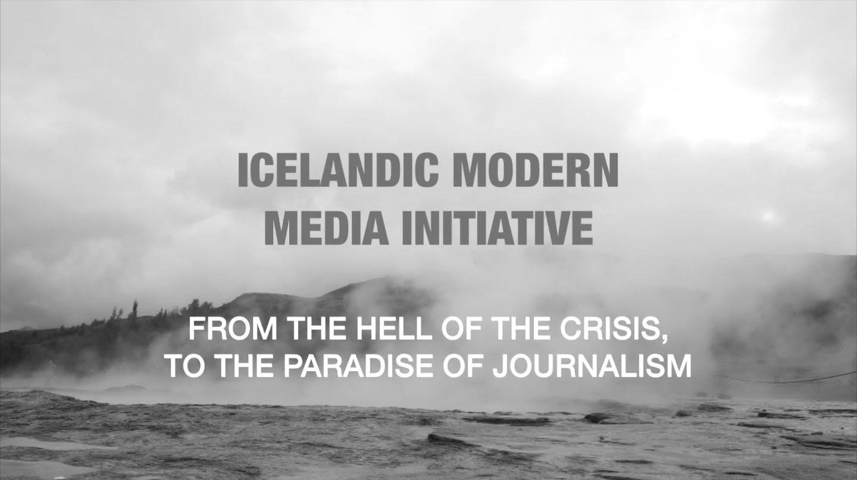 Iceland Modern Media Crysis