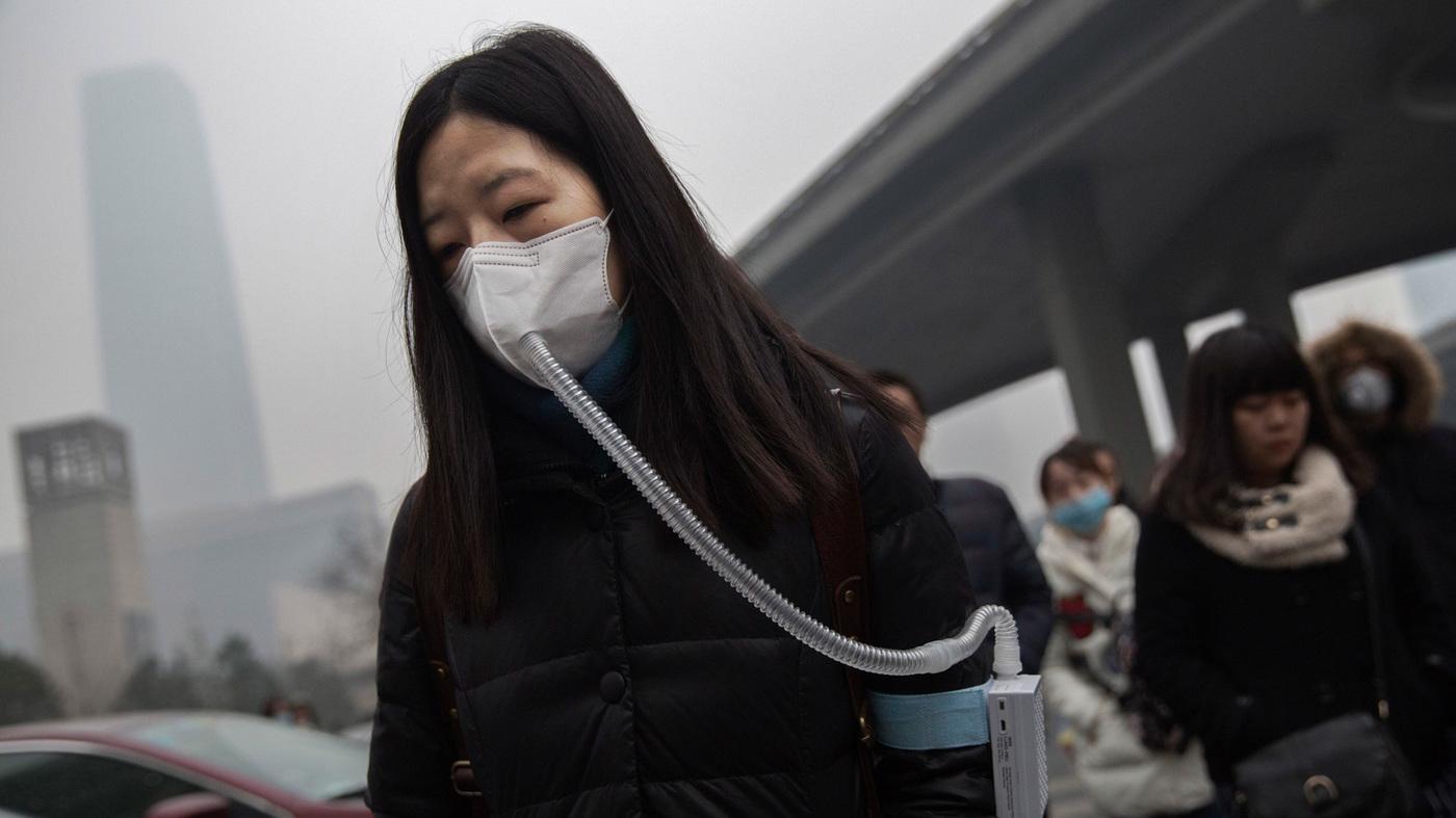 Data Center Pollution